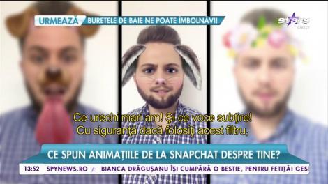 Cum ne facem publice singuri slăbiciunile sau complexele prin intermediul Snapchat-ului