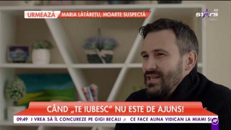 """Nicolai Tand nu-și poate stăpâni emoțiile când vorbește despre familie: """"Monica și copiii sunt totul"""""""