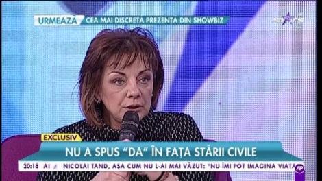 """Carmen Tănase: """"Dragostea înseamnă viață"""""""