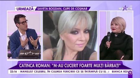 """Catinca Roman își deschide sufletul: """"Nu-mi este teamă de moarte"""""""