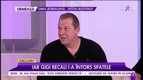 """Helmuth Duckadam a pierdut o avere: """"Gigi Becali mi-a spus că nu mai dă bani împrumut"""""""