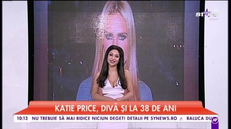 Katie Price, diva și la 38 de ani!