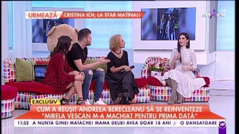 Andreea Berecleanu, cea mai frumoasă prezentatoare din România