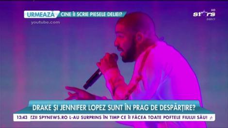 Se iubește cu Jennifer Lopez și îi declară iubirea Rihannei! Drake a vorbit despre dragostea pe care i-o poartă artistei, chiar în timpul unui concert