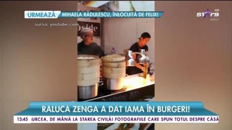 Raluca Zenga are o siluetă de vis, dar nu ține regim
