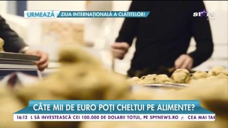 Cele mai scumpe mâncăruri sau băuturi. Câte mii de euro poți să cheltuiești pe alimente