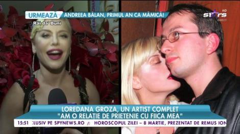 """Loredana Groza, un artist complet! """"Dragostea e cel mai profund sentiment"""""""