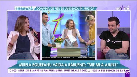 """Mirela Boureanu Vaida: """"De luni, emisiunea 2k1 va fi în direct!"""""""