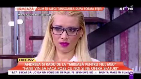 """Radu și Andreea de la Mireasă pentru fiul meu: """"Ne-am mutat împreună, dar nu am inel pe deget"""""""