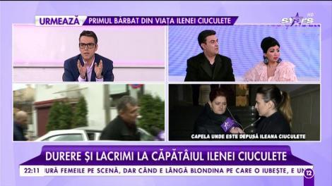 """O apropiată a artistei clarifică totul: """"Ileana Ciuculete avea probleme cu coloana în ultimul timp"""""""