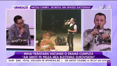 """Mihai Trăistariu, dezvăluire uluitoare în direct la TV: """"A murit de cancer"""""""