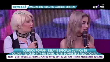 Catinca Roman, relaţie specială cu fiica ei!