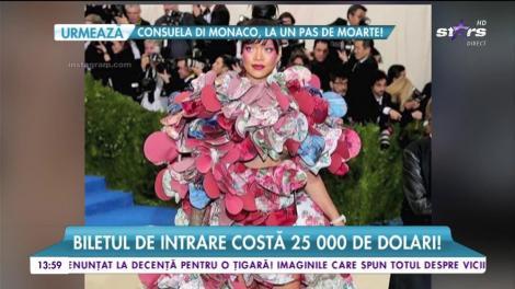 Cea mai mare gală de fashion, la New York!