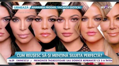 Tinerele din întreaga lume ar da orice ca să fie ca ele! Care este secretul succesului surorilor Kardashian?