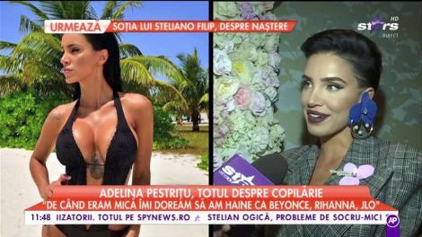 """Reacție incredibilă a Adelinei Pestriţu când a fost întrebată despre sarcina iubitei lui Liviu Vârciu: """"Nu mi-ar plăcea să..."""""""