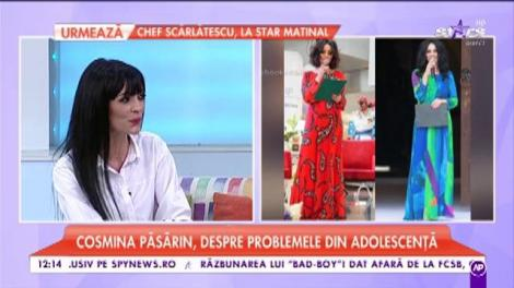 """Cosmina Păsărin: """"Nu cred că există bărbat fidel! Nu știu dacă am fost înșelată, dar este posibil"""""""