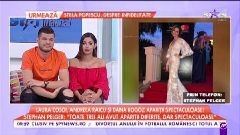 Laura Cosoi, Andreea Raicu şi Dana Rogoz au strălucit pe covorul roșu de la Cannes