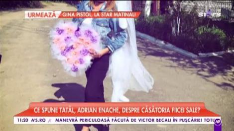 Ar fi bomba lunii mai. Fiica lui Adrian Enache face nuntă în secret?!