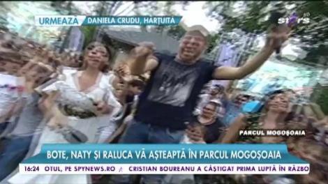 Ziua copilului e sărbătorită cu o petrecere uriașă! Bote, Natalia Mateuț și Raluca Dumitru, show în Parcul Mogoșoaia!