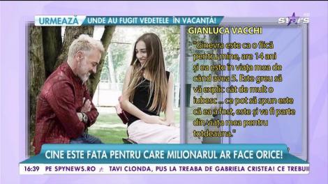 Cel mai mare secret al lui Gianluca Vacchi!