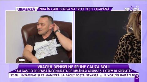 """Vraciul Denisei Răducu a spus cauza boli: """"Am găsit-o înconjurată de lumânări aprinse și extrem de speriată"""""""