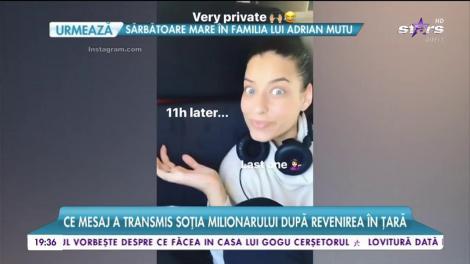 Alice Peneacă s-a întors la Bobby Păunescu