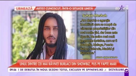 Ochii lui, slăbiciunea lor! Îţi mai aduci aminte de Suhaib? Celebrul burlac râvnit de toate femeile din România și-a deschis afacere în Marbella