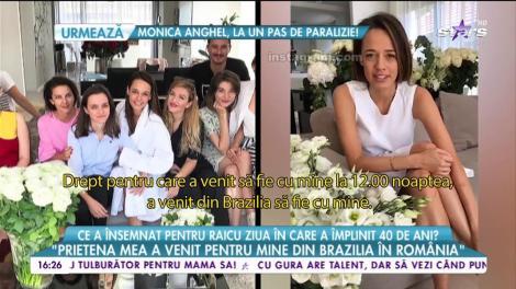 """Andreea Raicu s-a destăinuit fanilor: """"E un moment care sperie foarte multă lume"""""""