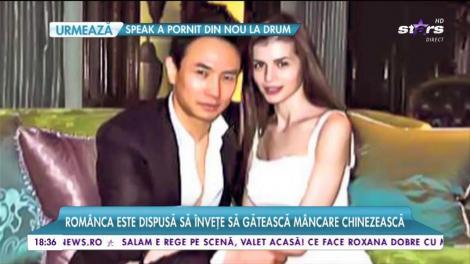 Monica Gabor, surpriză i-a pregătit românca milionarului chinez