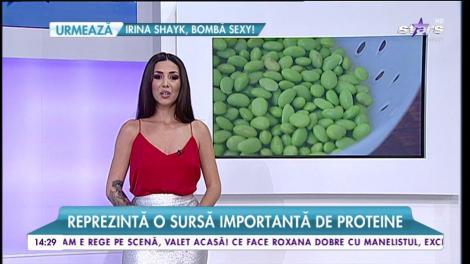 Beneficiile consumului de soia