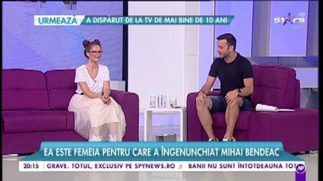 Doina Teodoru, femeia care l-a îngenuchiat pe Mihai Bendeac, demonstrație de teatru la Răi da' buni