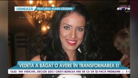 E una dintre cele mai dorite femei din România! Dar Adelina Pestritu nu a fost mereu aşa! Vedetă a băgat o avere în transformarea ei!