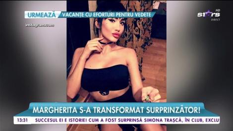 Transformare uluitoare. Margherita de la Clejani e de nerecunoscut. Cum arată fata Vioricăi!