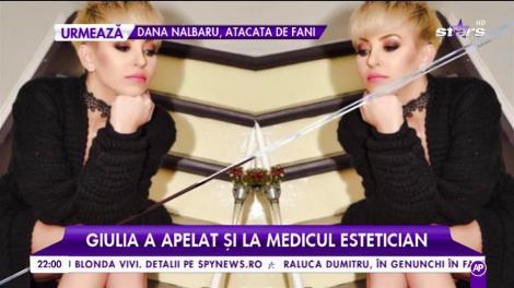 Giulia, de la fata cu codițe, la femeia fatală