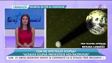 Eclipsă totală de Soare, după 18 ani