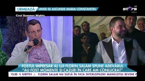 """Prietenul lui Florin Salam spune adevărul despre cearta cu soţia manelistului: """"Am avut grijă de el dintr-un anumit punct de vedere"""""""