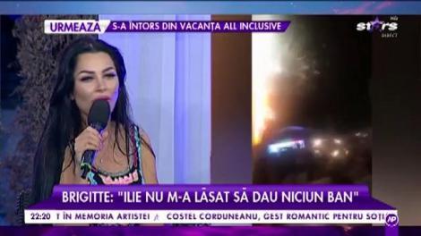 """Brigitte: """"Ilie Năstase are o problemă cu telefonul meu. Mi-l fură din mână"""""""