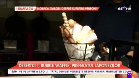Festivalul Bucharest Street Food vine cu desertul preferat al japonezilor