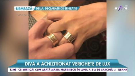 Oana Zăvoranu, o noua aroganță. Diva a achiziționat verighete de lux