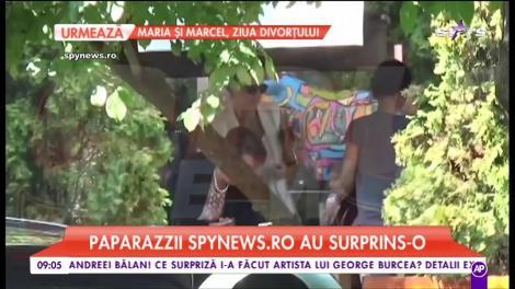 Andreea Raicu și-a scos mama la terasă ca să-i spună oful