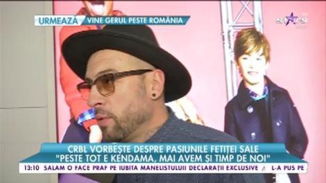 CRB vorbeşte despre pasiunile fiicei sale, Alessia