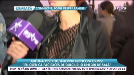 """Adelina Pestrițu, interviu nonconformist: """"Sunt o mamă pentru ele, le iubesc maxim!"""""""