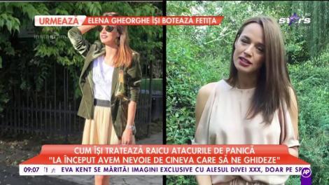 """Cum își tratează Andreea Raicu atacurile de panică: """"La început avem nevoie de cineva care să ne ghideze"""""""