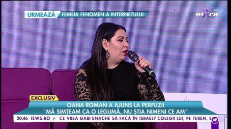 """De ce boală păcătoasă suferă Oana Roman: """"Trebuie să fac perfuzii timp de 10 săptămâni"""""""