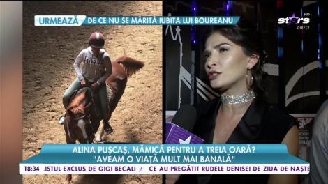 """Alina Pușcaș, mămică pentru a treia oară?: """"Chiar nu sunt nebună să încalc cuvântul doctorului"""""""