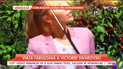 Victoria Swarovski - povestea uneia dintre cele mai bogate femei din lume