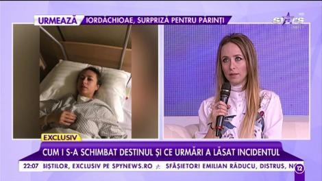 Ani Crețu, prima oară intr-un platou TV după operație. Vedeta a început un nou capitol din viață
