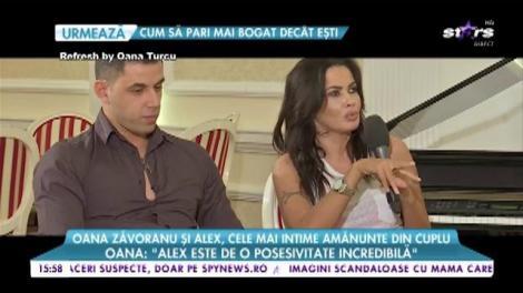 Oana Zăvoranu şi Alex Ashraf, cele mai intime amănunte din cuplu