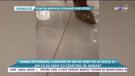 """Alex a ținut cont și de ultimele tendințe. Oana Zăvoranu: """" Se poartă cizmele astea, gen ciorap"""""""