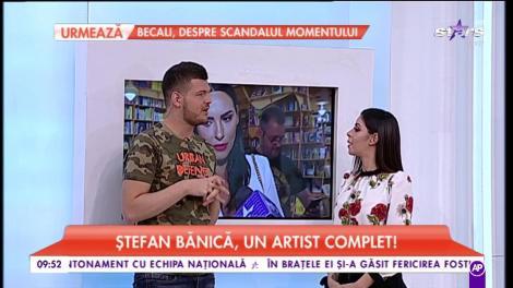 Ce câştiguri uriaşe a avut Ştefan Bănică jr. după ce s-a însurat cu Lavinia